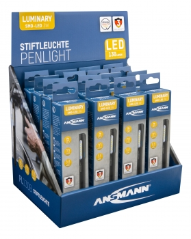 ANSMANN Penlight PL130B (im 16er Display) EAN 4013674169368