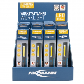ANSMANN Worklight WL210B (im 16er Display) EAN4013674169573