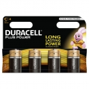 Duracell D MN1400/LR14 Plus Power im 4er Blister