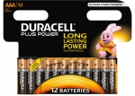 Duracell Micro MN2400 AAA Plus Power  in 12er-Blister Standard