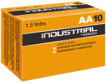 Duracell Industrial Alkaline AA (MN1500/LR06) (10er Tray)