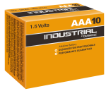 Duracell Industrial Alkaline AAA (MN2400/LR03) (10er Tray)